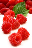 Izolované ovoce složení — Stock fotografie