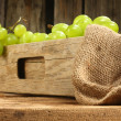 Flavor of grapes — Stock Photo
