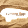 Stock Photo: Summer background