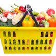 Shopping basket — Stock Photo #10248645