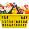 Foto de Stock  : Shopping basket