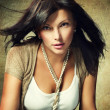 Sexy Young Woman portrait — Stock Photo