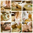 procedure termali. Day spa — Foto Stock