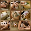 Stock Photo: Spa Collage