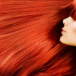 Healthy Long Hair — 图库照片 #10605673