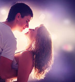 Young Couple in love — Foto Stock