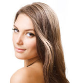 Natural Beauty. Perfect Skin — Stock Photo