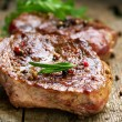 Beef Steak — Stockfoto #10677085