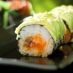 Sushi Rolls — Stock Photo #10677408