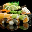 Sushi set — Stock Photo #10677525