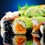 Sushi Rolls — Stock Photo #10677538