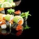 Sushi — Stock Photo #10677559