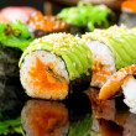Sushi — Stock Photo #10677593