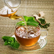 Healthy Tea — Stock Photo