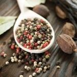 Spices Closeup — Stock Photo