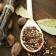 Spices Closeup — Stock Photo