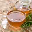 Healthy Mint Tea — Stock Photo #10677657