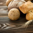 Bakery Bread Border — Stock Photo #10678058