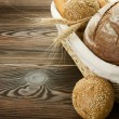 Bread Border — Stock Photo #10678100