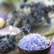 Lavender Spa — Stock Photo #10678149