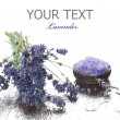 Lavender Cosmetics — Stock Photo #10678187