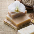 Spa natural Products — Stock Photo