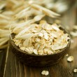 Oat Flakes — Stock Photo #10678364