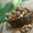 Spices. Selective Focus — Stockfoto