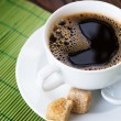 Beautiful Hot Coffee — Stock Photo #10678434