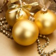 Christmas decoration — Stock Photo #10678467