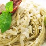 Italian Pasta — Stock Photo #10678628