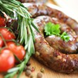 Sausage - Stock Photo