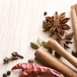 Spice Border — Stock Photo #10678970
