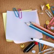 Stationery. School Accessories - Photo