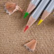 colored pencil — Stock Photo #10679149
