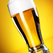 Beer closeup - Foto de Stock