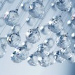 Stock Photo: Crystal Background