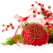 Christmas — Stock Photo #10679636