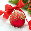 christmas  ball&quot — Stock Photo #10679807