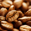 Coffee beans background — Stock Photo #10679914