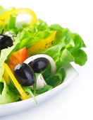 Salad. Healthy eating concept — Stock Photo