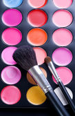 Makeup. Professional multicolor set — Foto de Stock