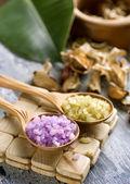Spa Organic Cosmetics — Stock Photo