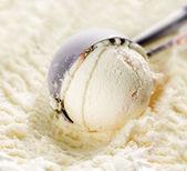 バニラアイス クリーム — ストック写真
