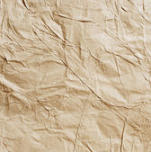 Wrinkled Paper Background — Stock Photo