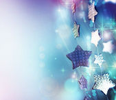 Abstract Christmas background. Holiday abstract background — Stock Photo