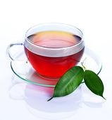 Thé en bonne santé — Photo