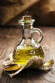 Óleo de oliva — Fotografia Stock