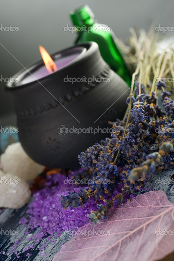 Spa. Herbal Medicine — Stock Photo #10676475
