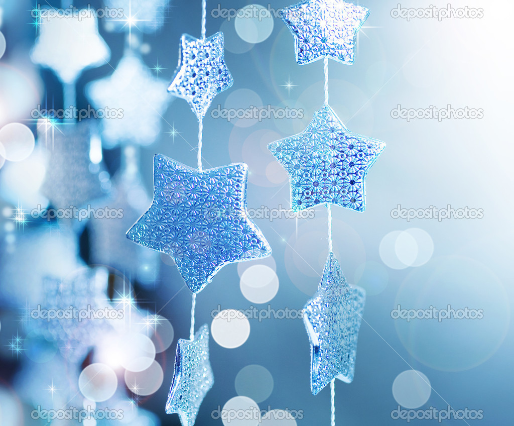Abstract Christmas background. Holiday abstract background — Stock Photo #10677831